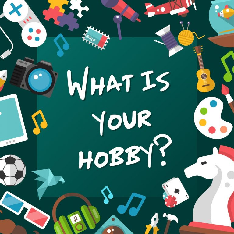 How Hobbies Recite A Lot About Your Personality