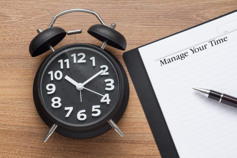 Best Ways of Time Management in Stressful Hours