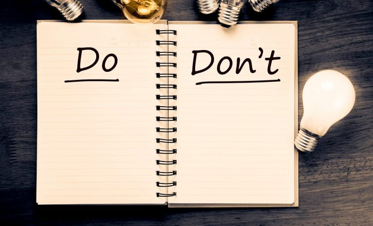 Emerge as the Best from Second-Best with 3 Simple Dos and Don'ts