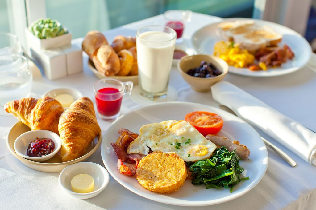 Don't Miss Your Breakfas