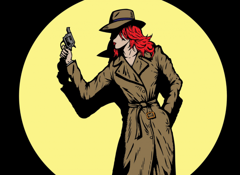 Female Detectives: 6 Indian Mistresses of Mystery