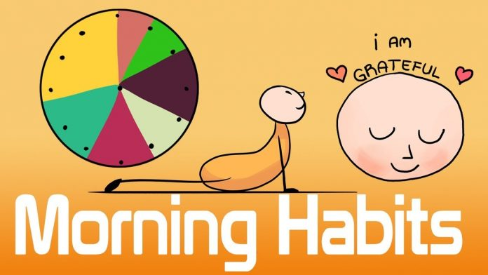 morning routine: relevance and effective habits