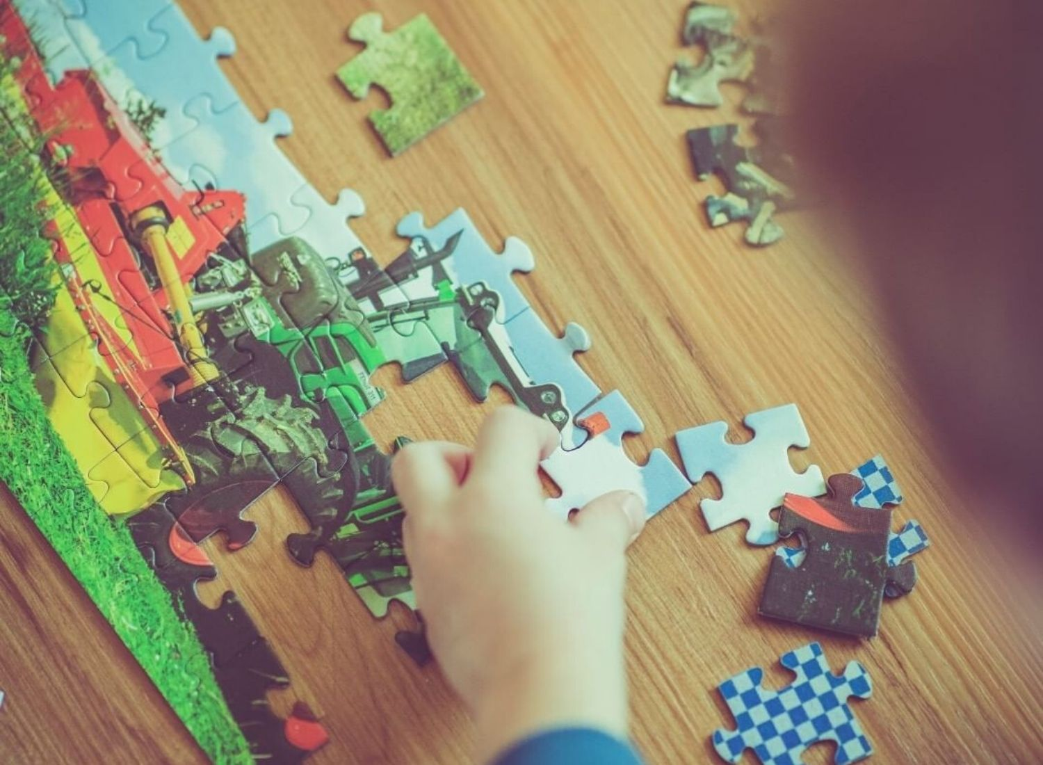 Why do we need to solve Jigsaw puzzles? - 7 Benefits