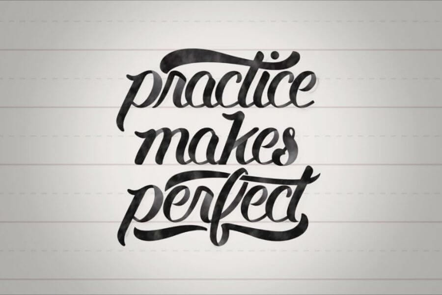 Repetition makes permanent