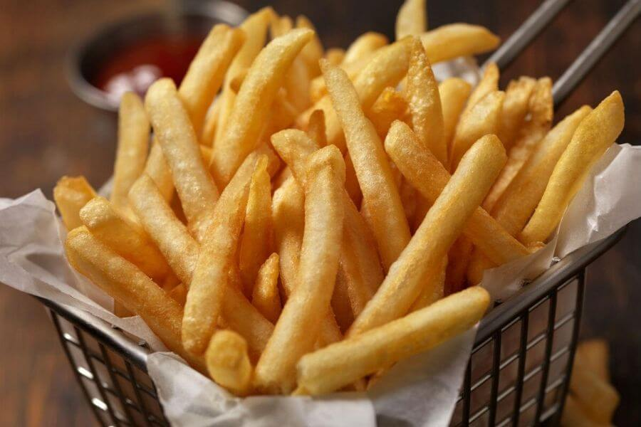 The Origin Of French Fries
