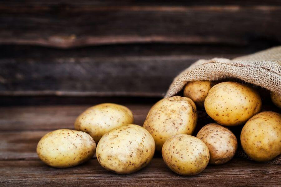 A Brief History of Potatoes
