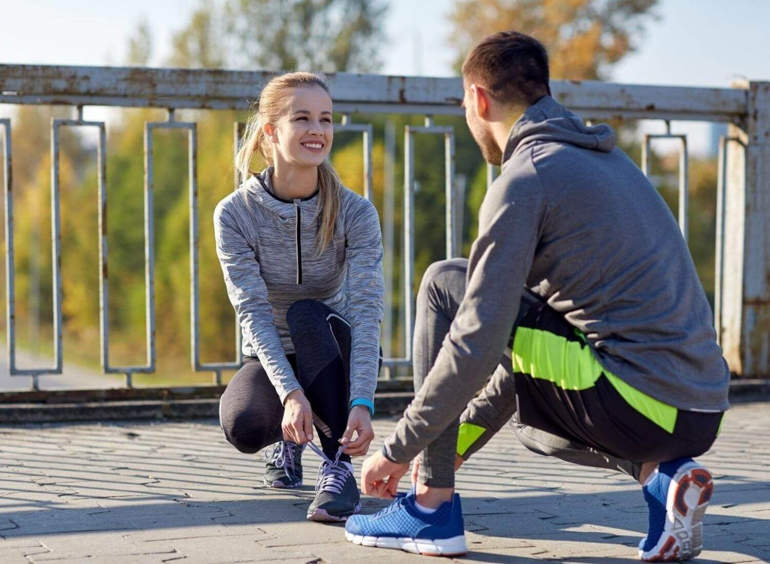 6 Reasons Why Every Couple Should Work Out Together