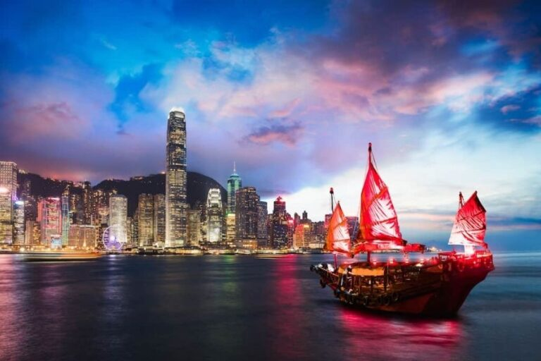 Asia: 5 Spectacular Commonly Visited Cities