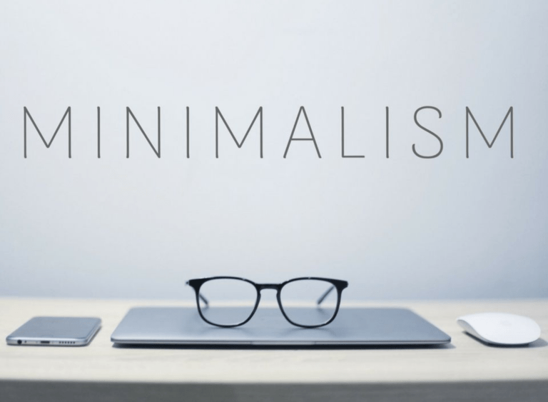 Minimalism & Its 3 Stages