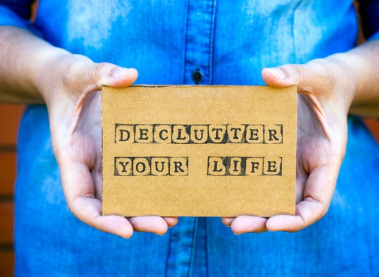 7 Reasons Why Decluttering Is Important