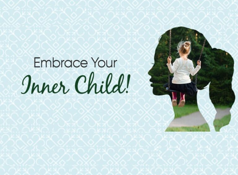 15 Ways To Embrace Your Inner Child