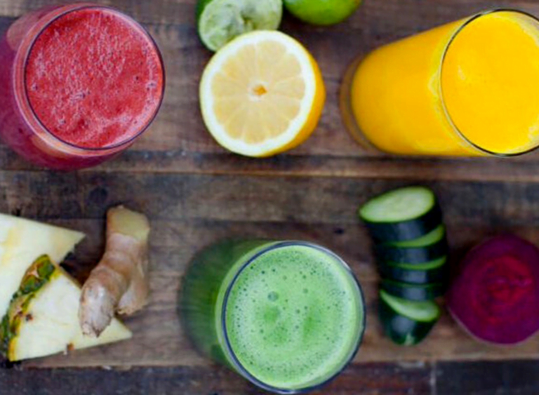 10 Refreshing And Healthy Drinks For The Summer
